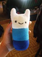 Finn Loaf Plushie by Number1FMAfangirl