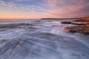 Maroubra White Wash by FireflyPhotosAust