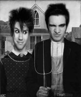 The REAL American Gothic by TaraMCRmy