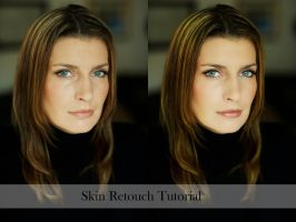 Skin retouch tutorial by Nataly1st