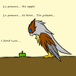French class experience by LunaHawk1