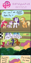 Sisterhooves Subtext by Blade-zulah