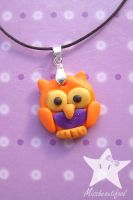 Halloween_Owl_Necklace by missbeautifool