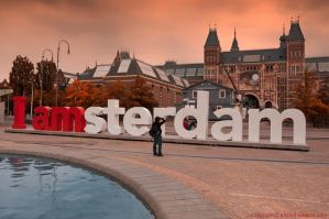 I amsterdam by itash