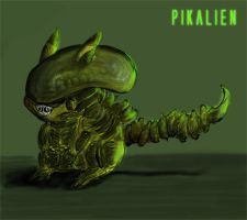 PikAlien by Nox-dl