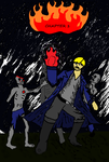 Outer Darkness Ch 1 cover by TheOuterDarkness