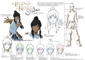 Legend of Korra Studies: Korra by sukieblackmore