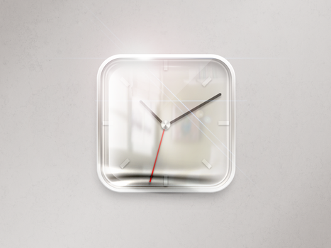 Clock by Logoswish