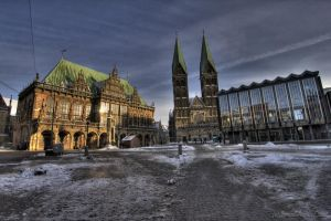Bremen by Jaagaa