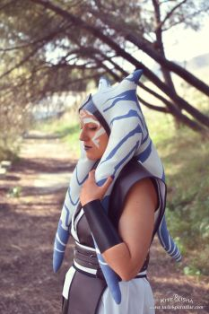 Ahsoka before REBELS by TwilekParadise