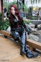 Black Widow 4 by chimerasuicide