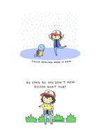 IT'S RAINING POISON by pikarar