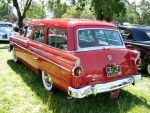 1955 Country Sedan Red Wagon by RoadTripDog