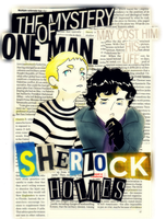 Sherlock and John by Happy-Bomber