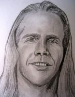 WWE Shawn Michaels by VinceArt