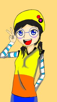 Ying from Boboiboy by OTHNEALIX