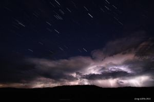 Orions Trail Of Fury by CapturingTheNight