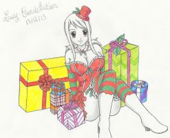 Fairy Tail Presents by Lucy-Constellation