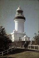 The Byron files - Byron Bay lighthouse by CouchyCreature