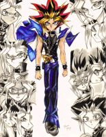 YamiYugi:thanks for 10,600pv by CupidYamiVolta