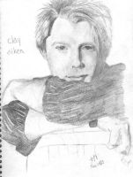 Clay Aiken by silverwing24