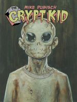 The Crypt Kid Cover by Dubisch
