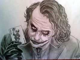 The Joker by DanloS