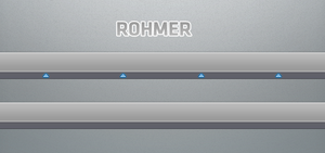 Rohmer Dock for Retina Displays by ReyMugen