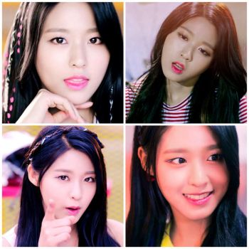 #205 Photopack Seolhyun by hyunasociu