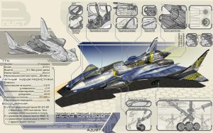 IHS-03 Sonicblast. Concept-art by TurboSolovey