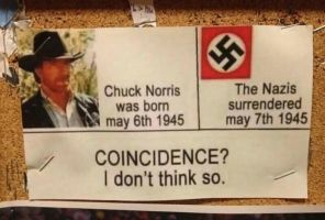 Coincidence? by TheFunnyAmerican