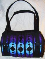 For Sale: Patchwork Purse by StarValkyrie