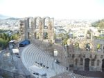 Amphitheatre 2, Athens, Greece by Garr1971