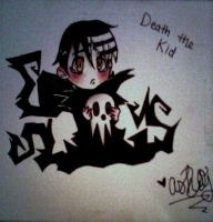 Death the Kid by ChocolateCrunch123