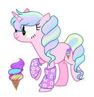 SOLD - CottonCandy by Arxielle