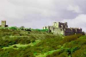 Dover Castle by Skyth2nd