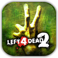 Left 4 Dead 2 Game Icon by Wolfangraul
