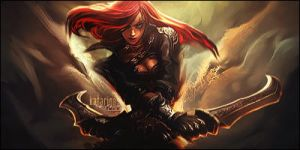 Tag Katarina by matheuslemes