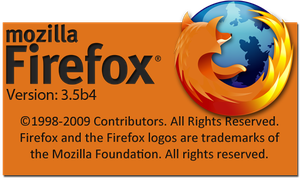 firefox splash -3.5b4- by will-yen