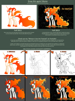 Draw this Again - And bonus tutorial! by Nimaru