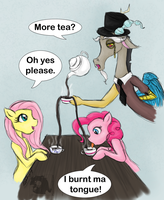 More Tea... by PhantasmicDream