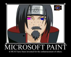 Microsoft Paint by minirukia