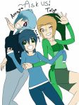Ask Amaya, Taki, and Taiyo! by The-Insane-Puppeteer