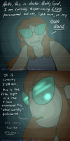 Paranormal Activity by MudflapArts