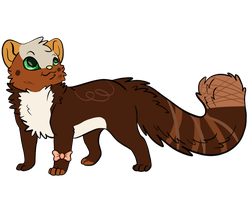 Red Panda Adopt - Auction by DelennOfMir