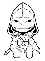 Little Big Ezio by prochyprochy