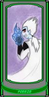 Freeze Card by SoulieReborn