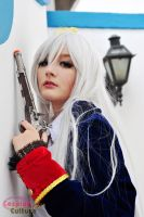 Prussia Guns by cosplayculture
