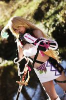 Tales of Xillia - Quiet by Gwiffen