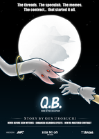 Q.B. The Movie - Poster by shiroandfubuki